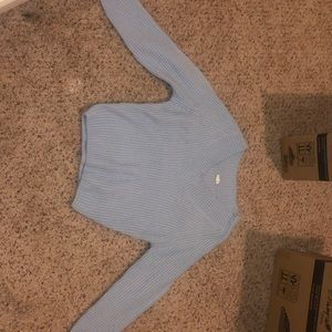 Sweater from Garage size XS NEVER WORN